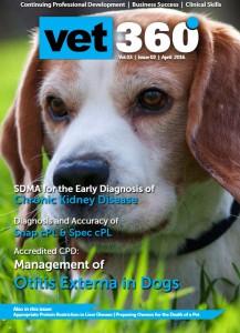 Vet360 Cover April