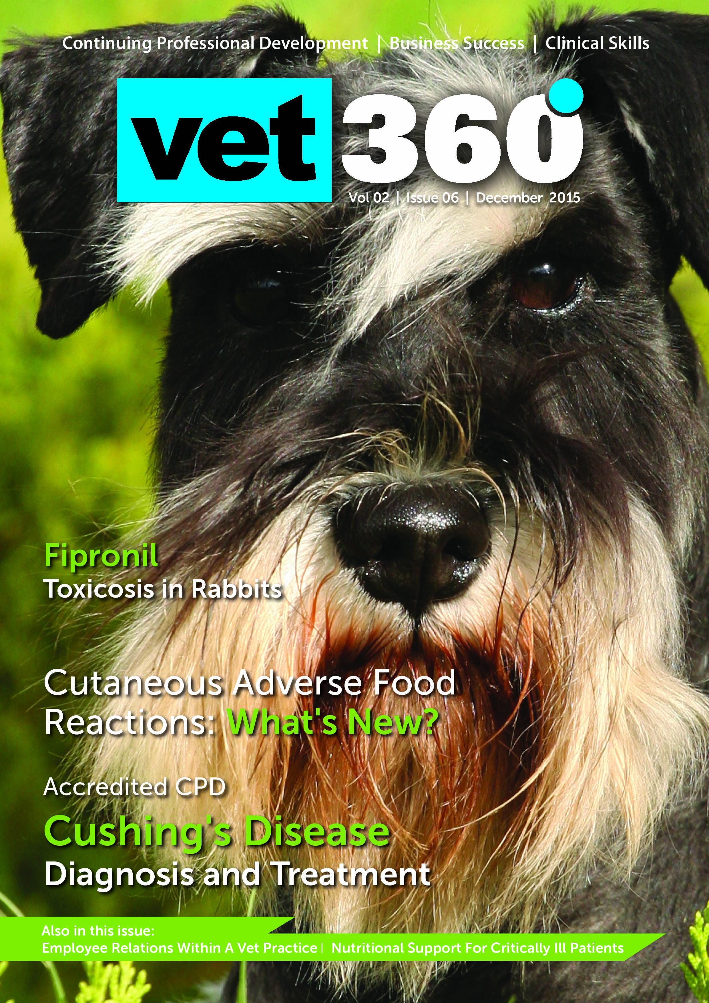 Vet360 November vol 2 Issue 6